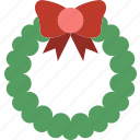 christmas, decoration, holiday, winter icon