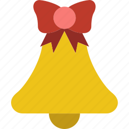 bells, christmas, holiday, winter icon