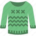sweater, holiday, christmas, winter