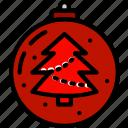 christmas, globe, holiday, winter