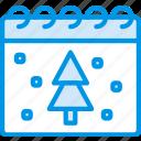 calendar, christmas, holiday, winter