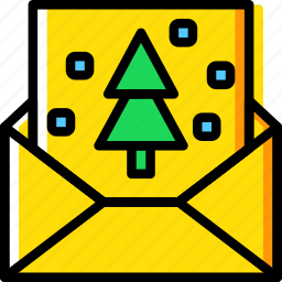 card, christmas, holiday, winter icon
