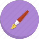 brush, color brush, paint, paint brush, paint tool icon