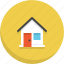 home, house, property, villa icon