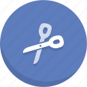 crop, cut, document, scissor, scissors icon