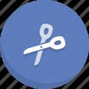 crop, scissor, document, cut, scissors