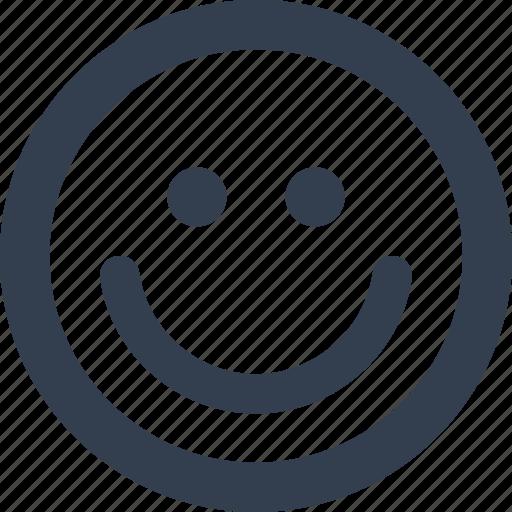 cheerful, emoji, emoticon, emoticons, emotion, face, happiness, happy, head, person, positive, smile, smiley, smyle icon