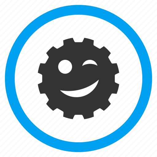 cheerful, fun smile, funny, happiness, happy, joke, joy emotion icon