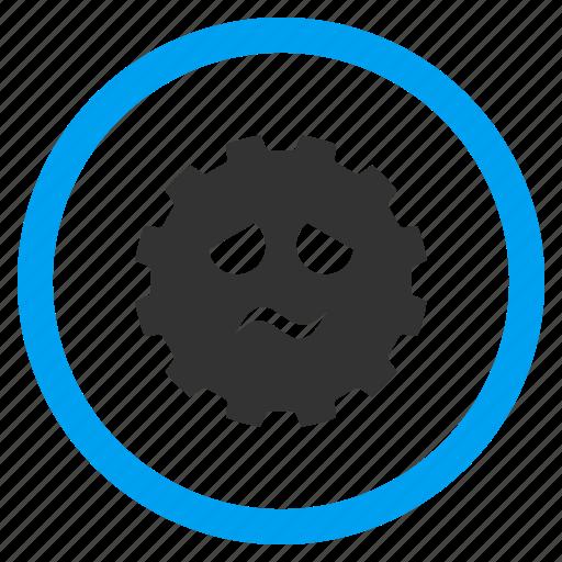 angry, bad, emoticon, negative emotion, pity, problem smiley, sad smile icon