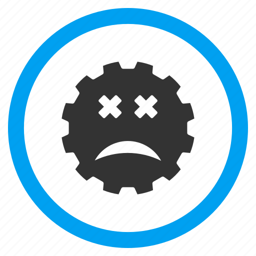 blind, disabled eyes, emoticon, problem, sad looking, smiley, vision icon