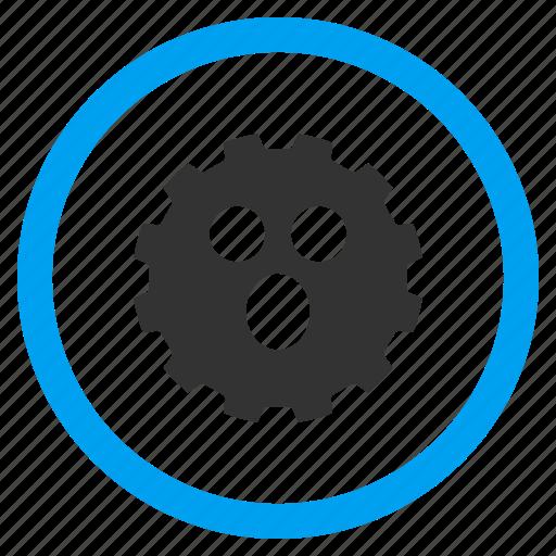 amazed, crazy, fun smile, funny, happy face, surprise, surprized icon