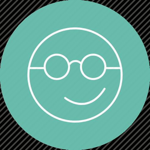 Cool, emoji, emoticon icon - Download on Iconfinder