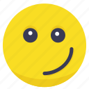 emoji, grin, happy, smile, smiling icon