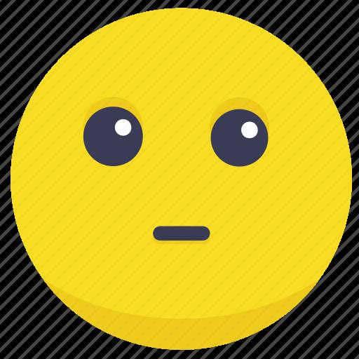 emoji, expression, face, think, thinking icon