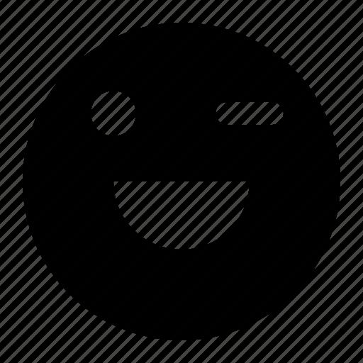 blink, flicker, moment, wink, winking icon