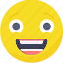 expressions, smiley icon, .svg, emoji, emoticon, happy