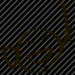emoji, fighter, guard, leader, protection, smiley, warrior icon