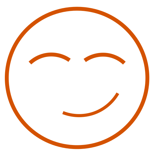 great, happy, lucky, smile icon