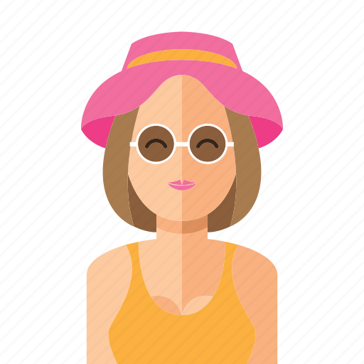 lady, sexy, woman icon