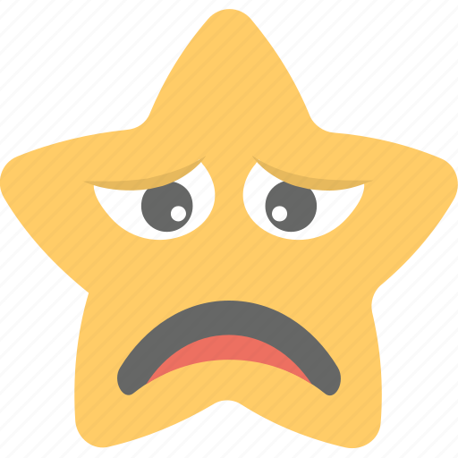 emoji, emoticon, exhausted, tired emoji, yawn icon