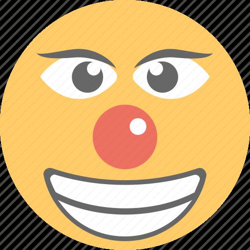 Clown Emoji Emoji Jester Face Joker Face Laughing Icon