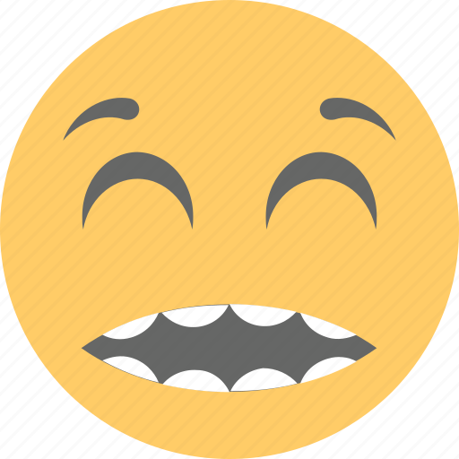 emoticon, grinning face, happy face, joyful, smiley icon