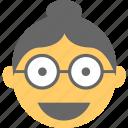 avatar, female, lady, teacher, woman