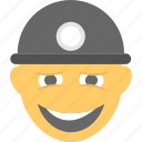emoji, grinning, happy face, joyful, laughing icon