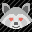 cat emoji, cat face, emoticon, kitten, smiley icon