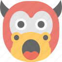 animal, camel emoji, camel face, emoticon, smiley icon