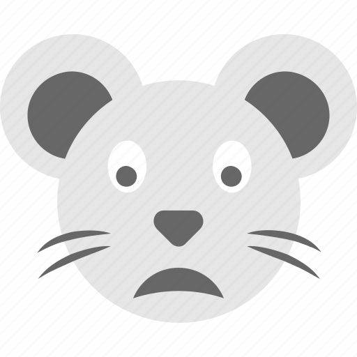 Emoji, emoticon, hamster emoji, hamster face, smiley icon - Download on Iconfinder