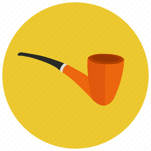 old-fashioned, pipe, retro, smoking, vintage icon