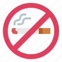 cigarette, forbidden, no, sign, smoke, warning
