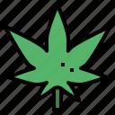 cannabis, herb, leaf, plant, weed