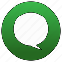 board, bubble, callout, chat, discussion, forum, speech icon