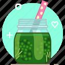 broccoli, drink, health, smoothie, vegetable, vitamins icon