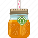 drink, fruit, health, orange, smoothie, vitamins, yumminky icon