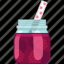 drink, fruit, health, raspberry, smoothie, vitamins