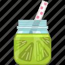 drink, fruit, health, lime, smoothie, vitamins