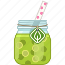 drink, gooseberry, grape, health, smoothie, vitamins, yumminky icon
