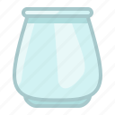 cup, drink, fitness, glass, kitchen, smoothie, yumminky icon