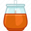 cup, drink, fitness, glass, smoothie, vitamins icon