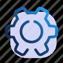 preferences, prefs, setup, stettings icon