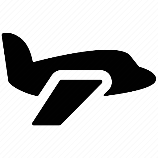 airliner, airplane, flight, plane icon