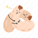 cashew, nut, snack icon