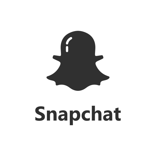 ghost, logo, snapchat logo, website icon