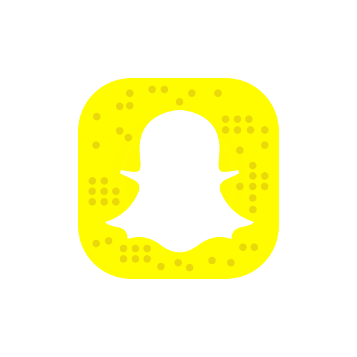 ghost, logo, snapchat, snapchat logo icon