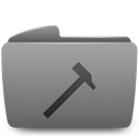 developers, folder icon