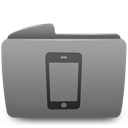 folder, mobile icon