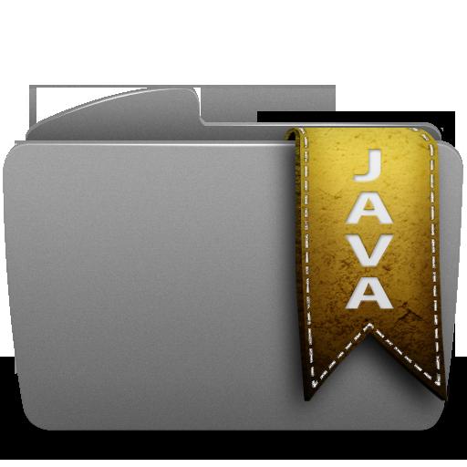 folder, javascript icon